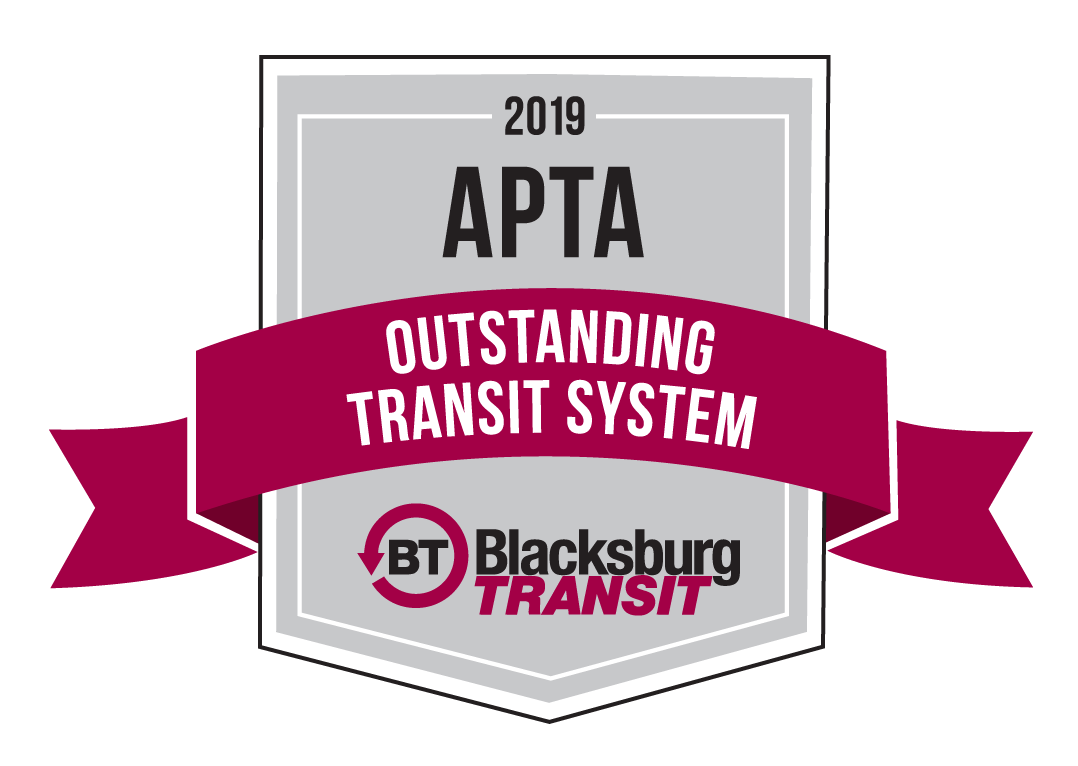 APTA Award Logo Transparent